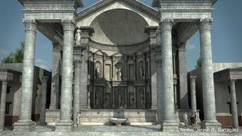 Itálica Romana: Ninfeo, Gerasa   L'actu culturelle   Scoop.it