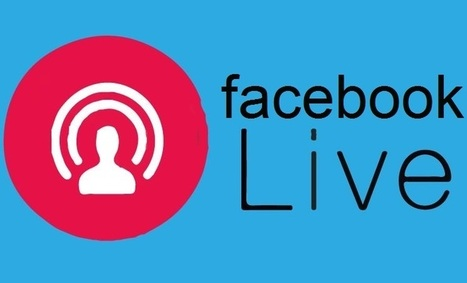 Facebook relance les Webcams en adoptant la vidéo en direct et en continu | Référencement internet | Scoop.it