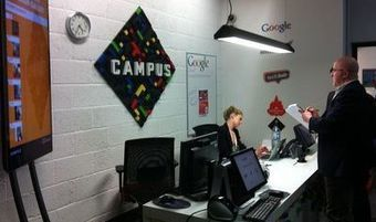 Google Campus boude la France, pas les Frenchies !   Coworking   Scoop.it