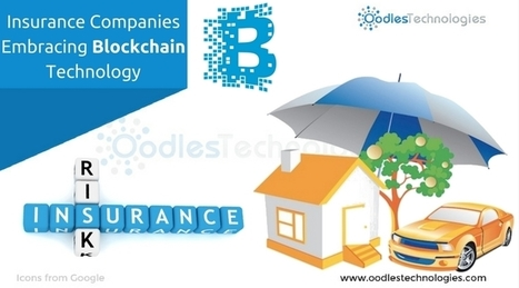 Insurance Companies Embracing Blockchain Technology | Mobile-and-web-application | Scoop.it