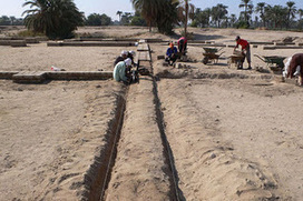 The Resumption of Work at Amarna, by Barry Kemp | Égypt-actus | Scoop.it