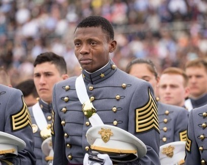 The story behind the 'American Dream' photo at West Point that went viral | BLACKOUT UK | Scoop.it