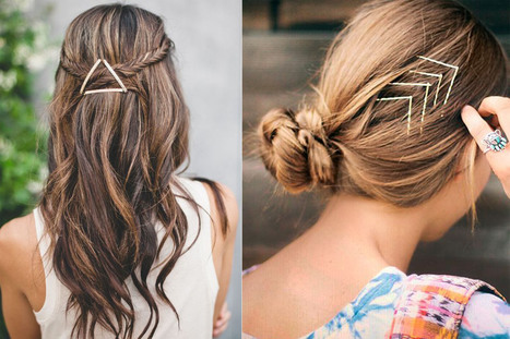 Hair Accessories: When And How To Use Them | fashionukstyle | Scoop.it