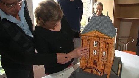 Une maquette du musée Rimbaud pour malvoyants - France 3 Champagne-Ardenne | Clic France | Scoop.it