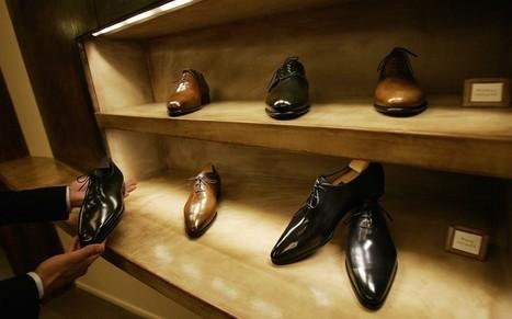Metrosexual goes mainstream as men outspend women on footwear - Telegraph.co.uk   men fashion shoes   Scoop.it
