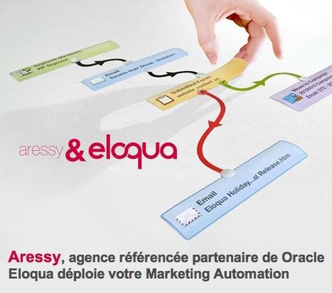 Aressy, agence référencée partenaire de Oracle Eloqua déploie votre Marketing Automation | Marketing Automation avec Oracle Marketing Cloud — Eloqua by Aressy | Scoop.it