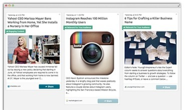 Discover, Curate And Share Online Content With Swayy