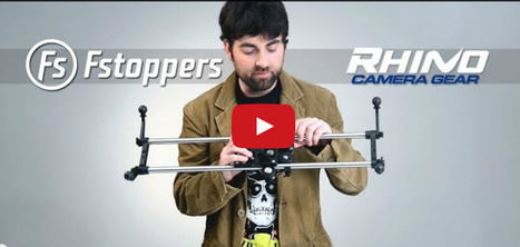 Could The Rhino Slider Be The Best DSLR Video Slider On The Market? | Fstoppers | DSLR Video | Scoop.it