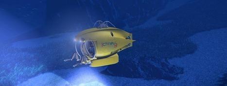 Home - ICTINEU Submarins | Innovation in Oceanography | Scoop.it