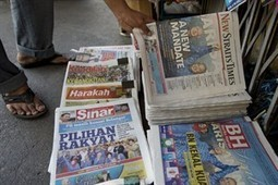 Malaysia elections bring little cheer to ruling coalition, as new social ... - 680 News   Malaysian Youth Scene   Scoop.it