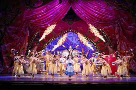 'Beauty and the Beast' magnifies inner beauty in Disney classic - examiner.com | OffStage | Scoop.it