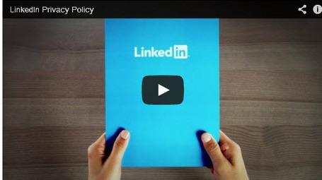 Updating LinkedIn's Privacy Policy | All About LinkedIn | Scoop.it