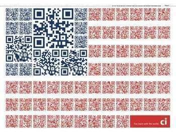 QR Code Flag Ads | Using QR Codes | Scoop.it