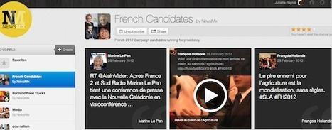 [Curation] NewsMix, le cousin suisse de Flipboard | Social Media Curation par Mon Habitat Web | Scoop.it