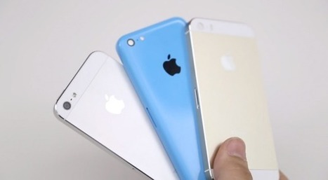 China Unicom Sees 100,000 Pre-Orders on iPhone 5s and 5c ... | China Mobile | Scoop.it