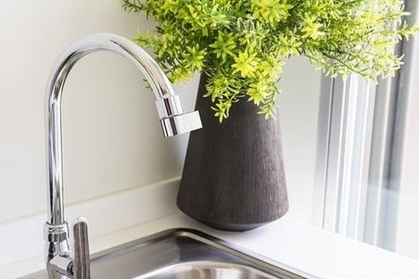 Altered:Nozzle : réduire la consommation d'eau des robinets | EFFICYCLE | Scoop.it