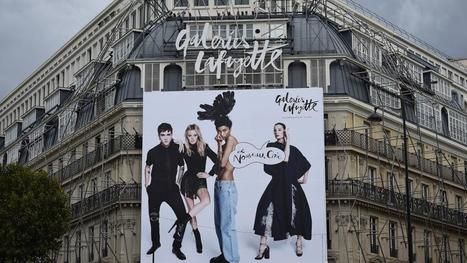Quand les Galeries Lafayette ou Kiabi pratiquent l'affichage publicitaire illégal | communication & culture | Scoop.it