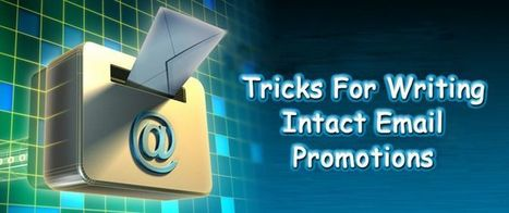 Tricks For Writing Intact Email Promotions | AlphaSandesh Email Marketing Blog | best email marketing Tips | Scoop.it