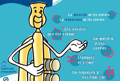 La Carabela Musical. Primer Ciclo | lenguaje musical | Scoop.it