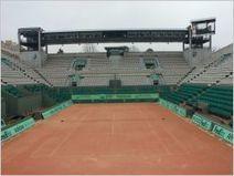 De la brique du Nord aux terrains de Roland-Garros - Batiactu | Matériaux | Scoop.it