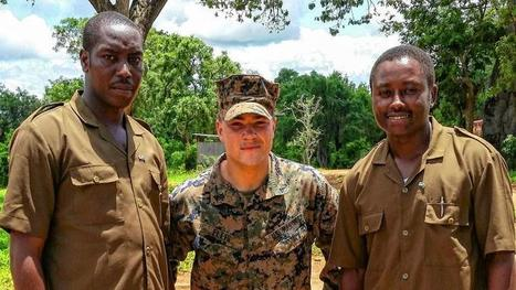 Marines Join Anti-Poaching Rangers in Tanzania to Stop Wildlife Crime | Wildlife Trafficking: Who Does it? Allows it? | Scoop.it