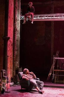 Le théâtre pour résister à la mort | théâtre in and off | Scoop.it