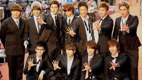 'Korean Wave' of pop culture sweeps across Asia   K-Pop in the world   Scoop.it