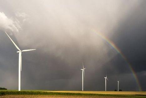 L'année 2014 sera un meilleur cru pour l'éolien et le solaire en France   France Energie Eolienne   Scoop.it