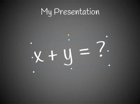 How to Create a Simple PowerPoint Blackboard Presentation | Career-Life Development | Scoop.it