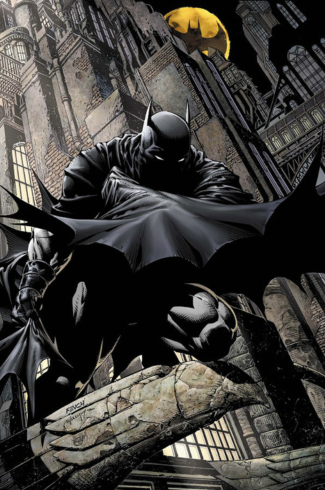 Rumour: Rebooted Batman To Launch In 'Justice League'? | Spread the Nerd! | Scoop.it