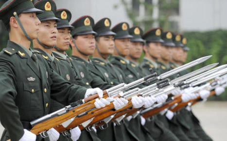 Les dépenses militaires de la Chine et de la Russie explosent | CRAKKS | Scoop.it