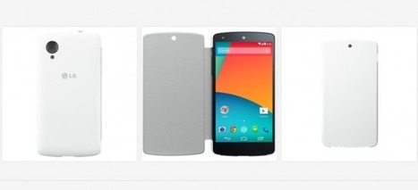 Nexus 5 accessories launched: Bumper cases, Quick covers and a new wireless charger | Android Discussions | Scoop.it