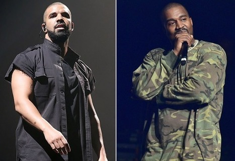 Kanye West Confirms He's Making New Music With Drake, Also Reveals He Signed Tyga To His Record Label | T.V.S.T. | Celebrity Gossip | Scoop.it