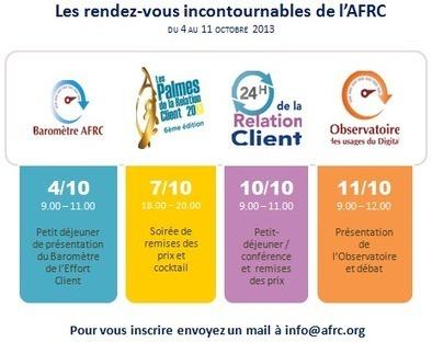 AFRC | Le site des professionnels de la relation client - Accueil | Veille BTS NRC Sainte Therese | Scoop.it