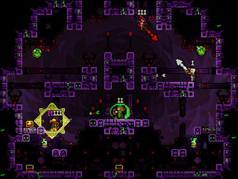 The magic of  TowerFall : Depth, simplicity, community | relevant entertainment | Scoop.it