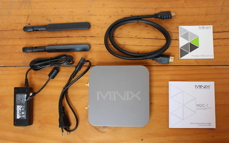 Unboxing of MINIX NGC-1 Windows 10 Edition mini PC | Embedded Systems News | Scoop.it