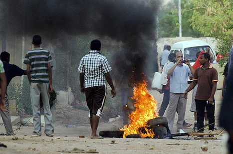 Will the Arab Winter spring again in Sudan? | Democretizing democracy | Scoop.it