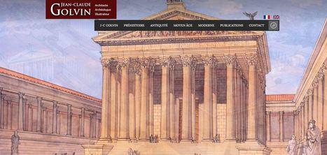 Les dessins de l'archéologue et illustrateur Jean-Claude Golvin, de l'Antiquité à l'époque moderne | Enseigner l'Histoire-Géographie | Scoop.it