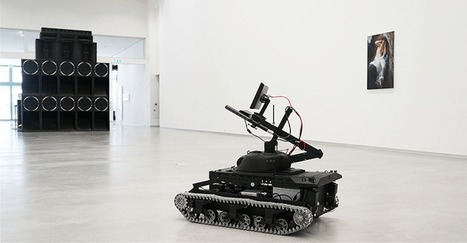 Tanks, #drones, rockets and other sound machines. An interview with Nik Nowak // we make money not art | Digital #MediaArt(s) Numérique(s) | Scoop.it