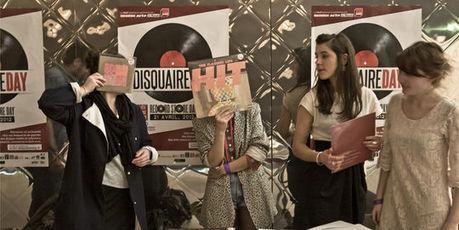 Le Disquaire Day fête le retour du vinyle - le Monde | Bruce Springsteen | Scoop.it
