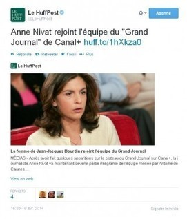 Anne Nivat, journaliste ou Mme Bourdin ? | Various interesting | Scoop.it