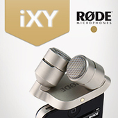 RØDE iXY Stereo Microphone for iPhone & iPad | Duct Tape Media | Scoop.it
