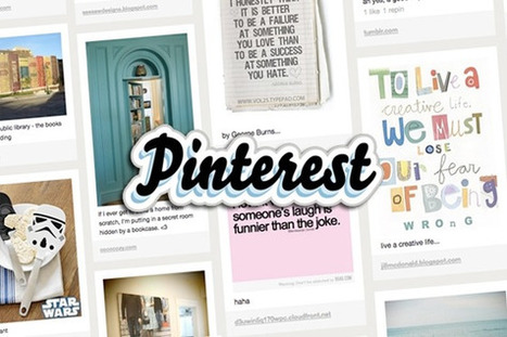 Once usos de Pinterest en una biblioteca | Magia da leitura | Scoop.it