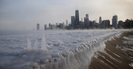 Iced Out: America's Polar Vortex in 10 Chilling Photos | AP HUMAN GEOGRAPHY DIGITAL  STUDY: MIKE BUSARELLO | Scoop.it