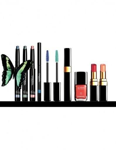 Chanel, la marque de maquillage préférée des Françaises - Elle   Origines Parfums   Parfum Femme   Parfum Homme   Scoop.it