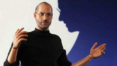 TOO CREEPY! Steve Jobs Action Figure Pulled From Market | TonyPotts | Scoop.it