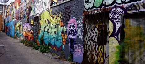 Street art et médias numériques : opportunité ou menace ? | Clic France | Scoop.it