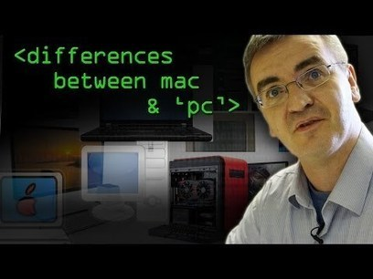 Exactly How Do Macs and PCs Differ? | leapmind | Scoop.it