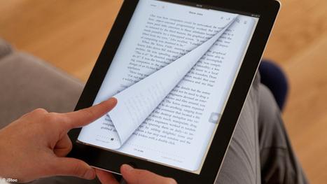 Des e-books à la bibliothèque | Vie des Bibliothèques | Scoop.it