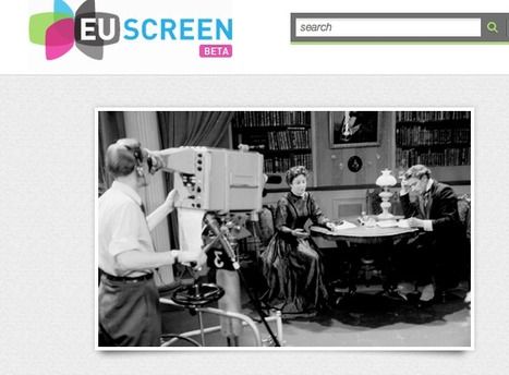 EUscreen - Providing online access to Europe's television heritage | Video for Learning | Scoop.it